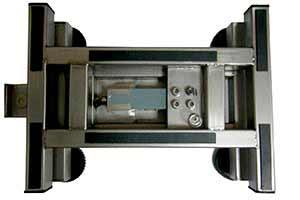 Odporna konstrukcja wagi wykonana w całości ze stali nierdzewnej. Stabilna i sztywna konstrukcja wagi zapewnia zawsze najwyższą dokładność ważenia.