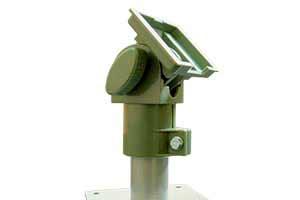 W standardzie waga paletowa jest wyposażona w miernik na 5 m kablu pomiarowym przystosowany do postawienia na blacie. W opcjach znajda Państwo także uchwyt do montażu miernika na ścianie (widoczny na zdjęciu) lub mobilny stojak do miernika wagowego.